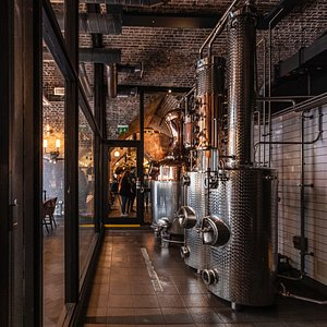 The Spirit of Manchester Distillery: home to Manchester Gin