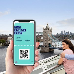 The London Pass - mobile pass and app