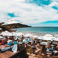 Deck Praia - Silk Beach Club