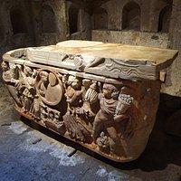 Romische Grabkammer Weiden