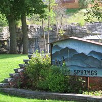 Tell Indian Springs, Spearfish, SD