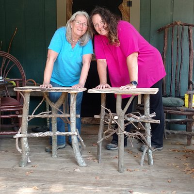 Build Yourself a Rustic Table
