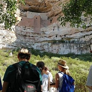Our guided tours of Montezuma Castle offer Sedona visitors and locals a chance to hike, explore and learn with local archaeological experts!