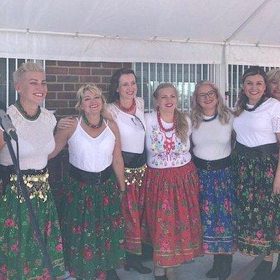 Polish Folk Singers