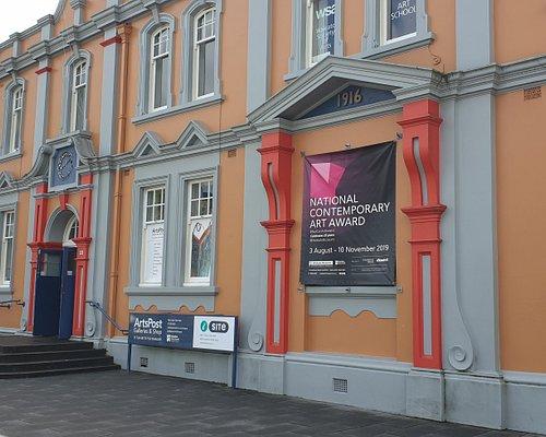 ArtsPost (i-SITE new location) 120 Victoria Street