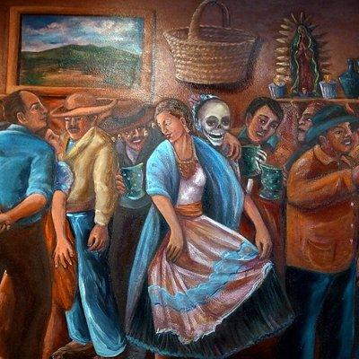 FANDANGO Artista Ma Teresa Romero