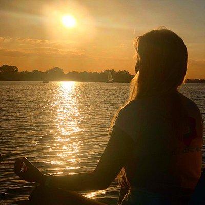 Meditation on the Rio de la Plata