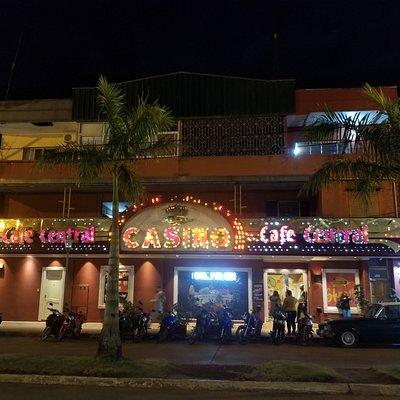 Casino Cafe Central