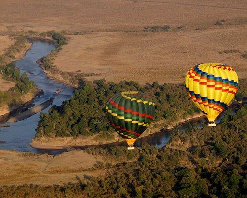 Adventures Aloft Balloon Safari