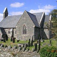 St. John's Church & Graveyard (Llanystumdwy)