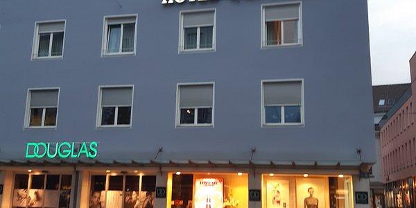 Hotel Central Bewertungen Fotos Preisvergleich Bregenz Tripadvisor