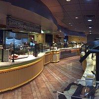 Inside Market Street Buffet
