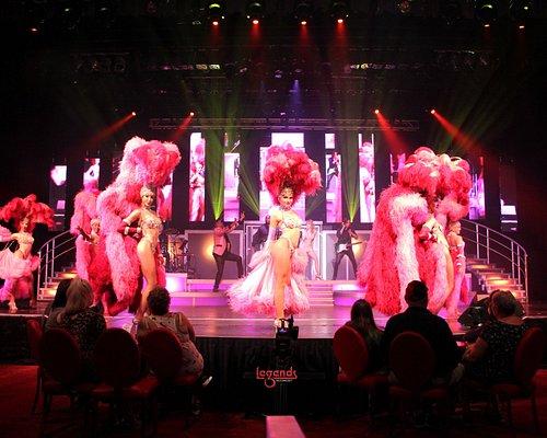 Showgirls Tropicana Fall 2019