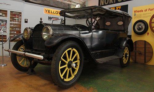 1923 Piedmont