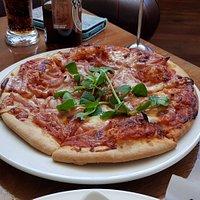 Pizza. Thanks :D