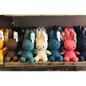 Corduroy Miffy in 11 different colours!!
