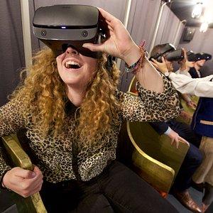 Virtual-Reality Erlebnis
