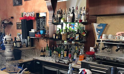 Bar at Vecchio Frantoio