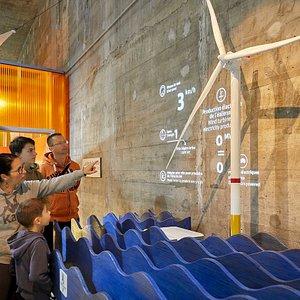 Eol Centre éolien saint-nazaire