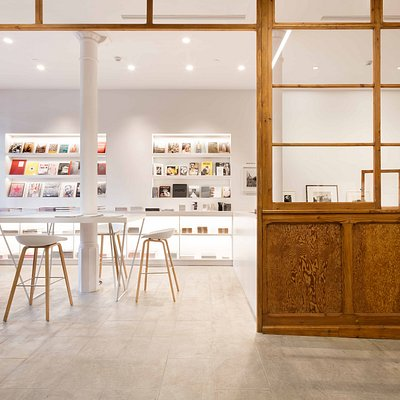 Espacio Librería © Meritxell Arjalaguer