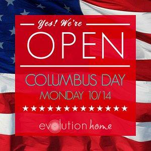 We are open 10/14 at 6239 Shields Ave., Alexandria, VA 22303