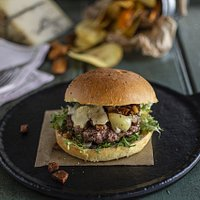 Hambúrguer de Picanha Maturada | Dry Aged