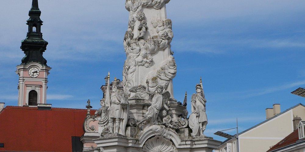 Kolumna morowa w St Polten