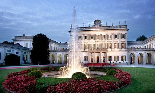 Villa Borromeo , arch. G.Piermarini