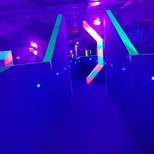 Laser Zone Derby