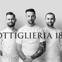 3 Chefs of Bottiglieria 1881