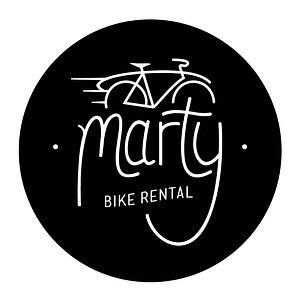 logo Marty Bike rental