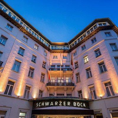 Motel Schwarzer Hahn Deidesheimer Hof.