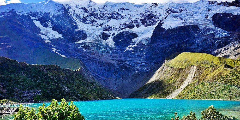 Laguna Humantay 4200 msnm lugar mágico para los amantes de la naturaleza y caminantes, espacio para escapar de la rutina