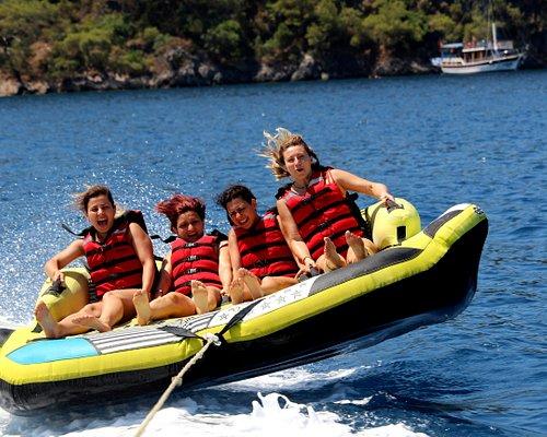Sonar - Su Sporları Aktivitesi