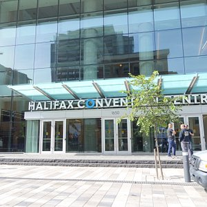 A large part of the new look in downtown Halifax