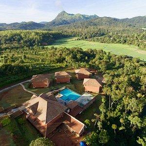 Machaan Plantations Resort set among pristine nature