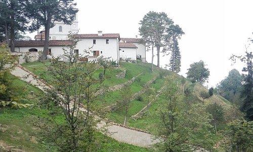 Monastero San Genesio colle Brianza