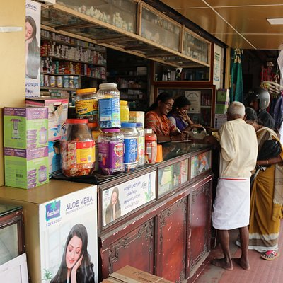 8.  Mullakkal Market, Alapphuza, Kerala
