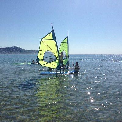 Windsurf - iniciación