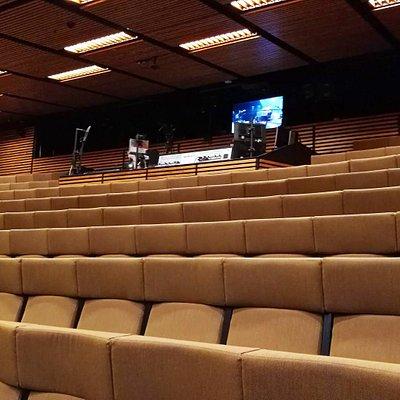Main auditorium Minna