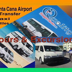 Tours & Transfers in Punta Cana
