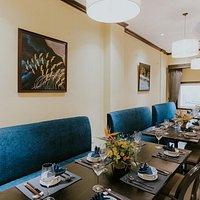 Ngoc Tieu Room at Lang Lieu Restaurant