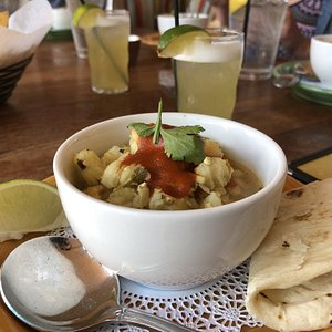 Posole can be traced back as far as 700!