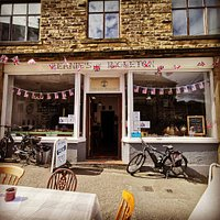 Ingleton 1940s Weekend Cafe frontage