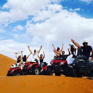 Merzouga Travel Tours