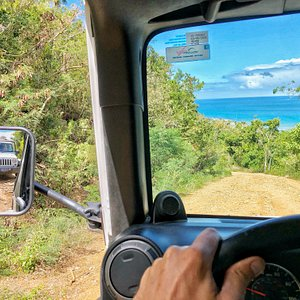 Offroad to secluded areas!