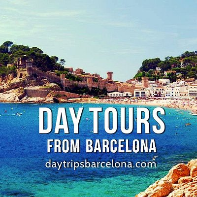Day Trips Barcelona offers Small Group tours from Barcelona with hotel pick-up.