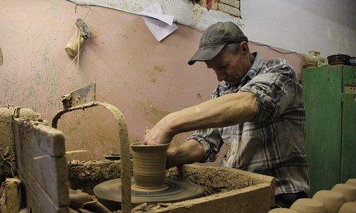 Мастер классы Таволожская керамика