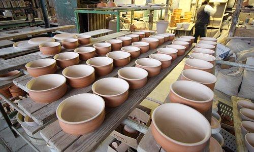 Завод керамики в Нижних Таволгах. Прекрасная экскурсия.