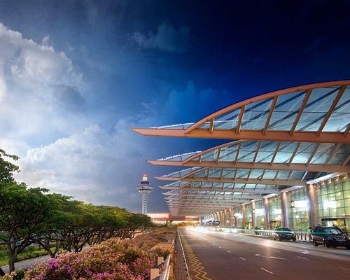 Facade of Terminal 2
